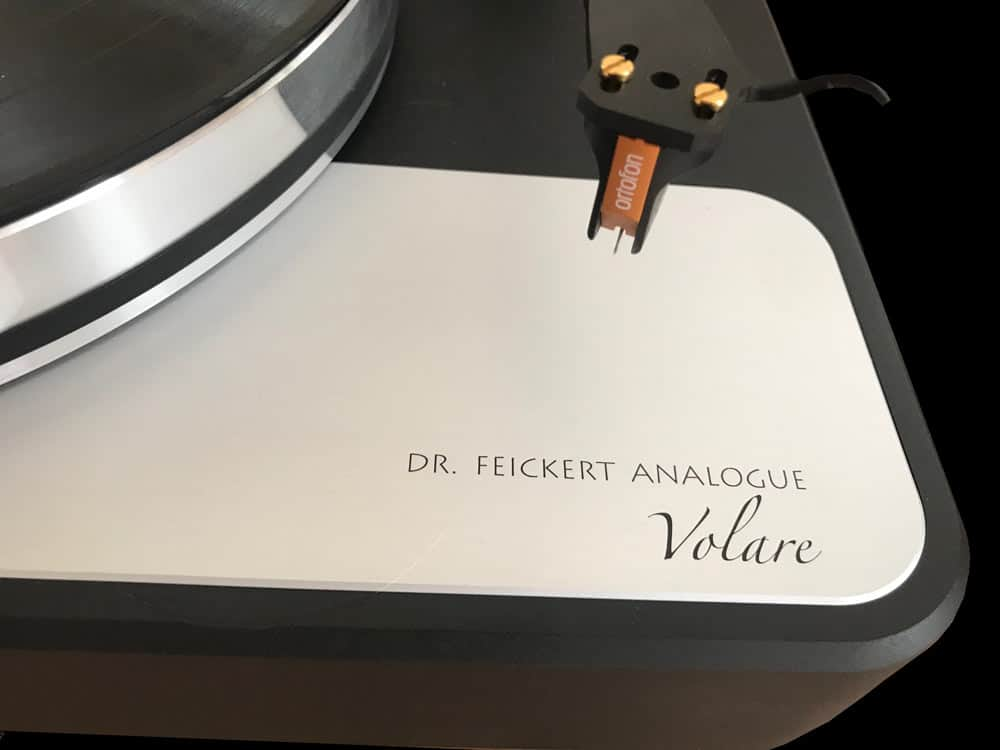 Dr. Feickert Volare Review