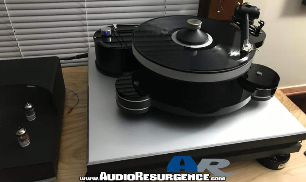 Origin Live Resolution Turntable Review