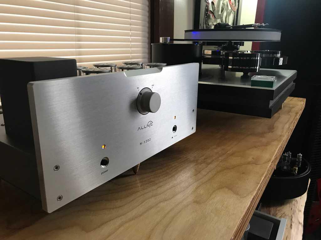 Allnic Audio H-1202 Reviews